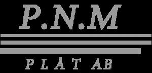 PNM Plåt AB Logga